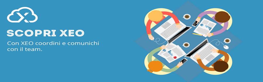 XEO Backoffice, programma Gestionale per aziende