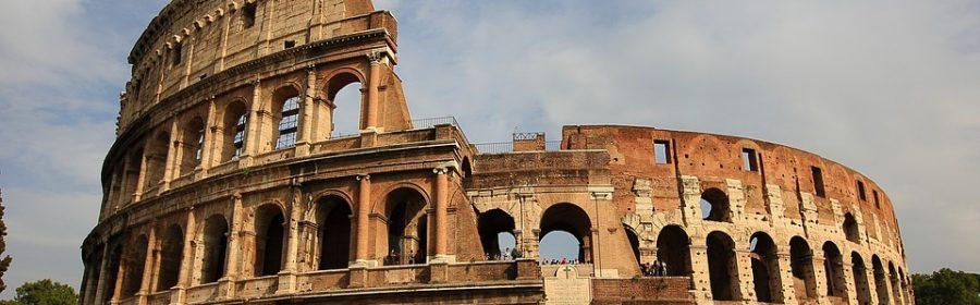 Roma: pubblicità e volantinaggio